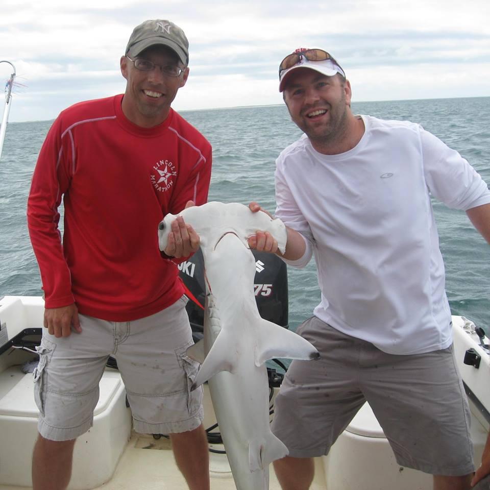 Emerald Isle Shark Fishing